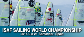 ISAF SAILING WORLD
