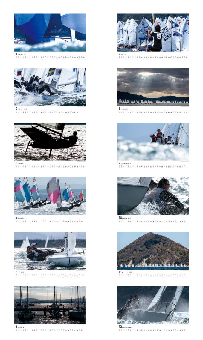 バルクヘッドカレンダーのデザインが完成しましたので、ここで一気に公開します!写真は、選びに選び抜いた12カ月分+表紙1点。写真はすべてバルクヘッドマガジン編集