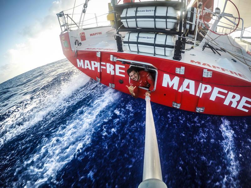 Volvo Ocean Race 2014 - 15 Leg 6 to Newport