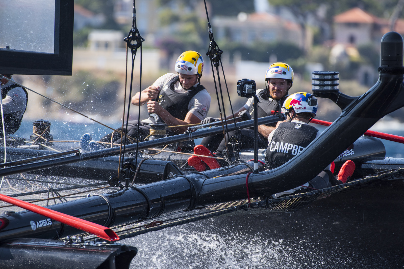 Media Day at Louis Vuitton America's Cup World Series Chicago