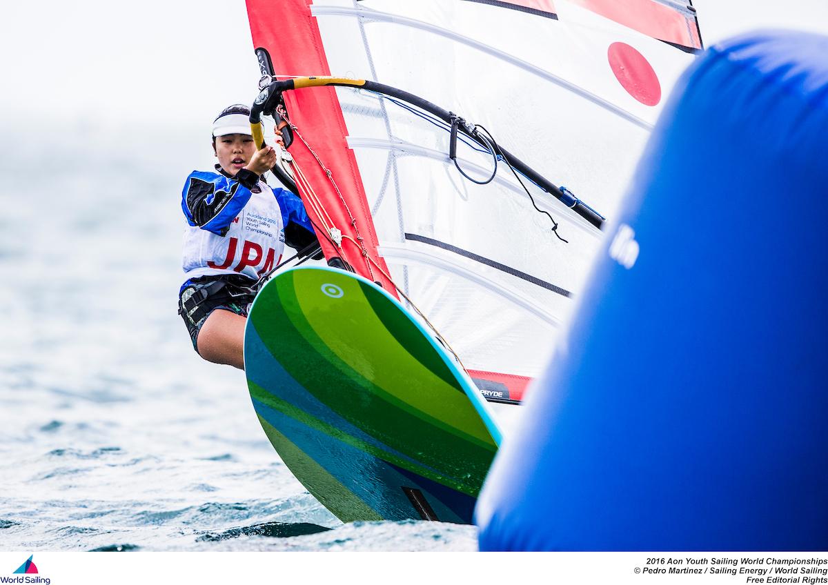 2016 Aon Youth Sailing World Championship