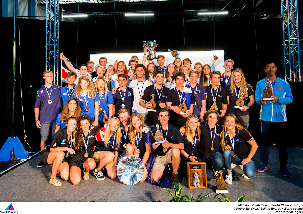 2016 Aon Youth Sailing World Championship