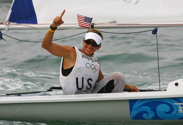 Olympics Day 11 - Sailing