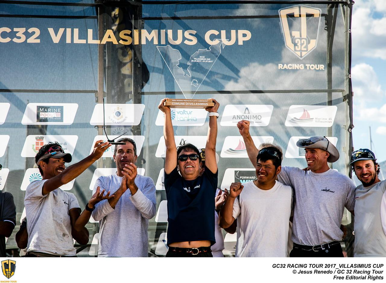 GC32 VILLASIMIUS CUP