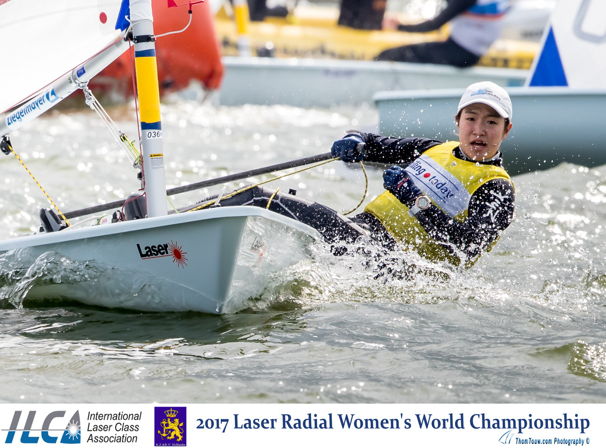 2017 World Championship Laser Radial, Medemblik, The Netherlands
