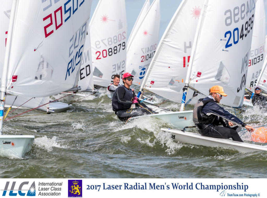 2017 World Championship Laser Radial, Medemblik, The Netherlands