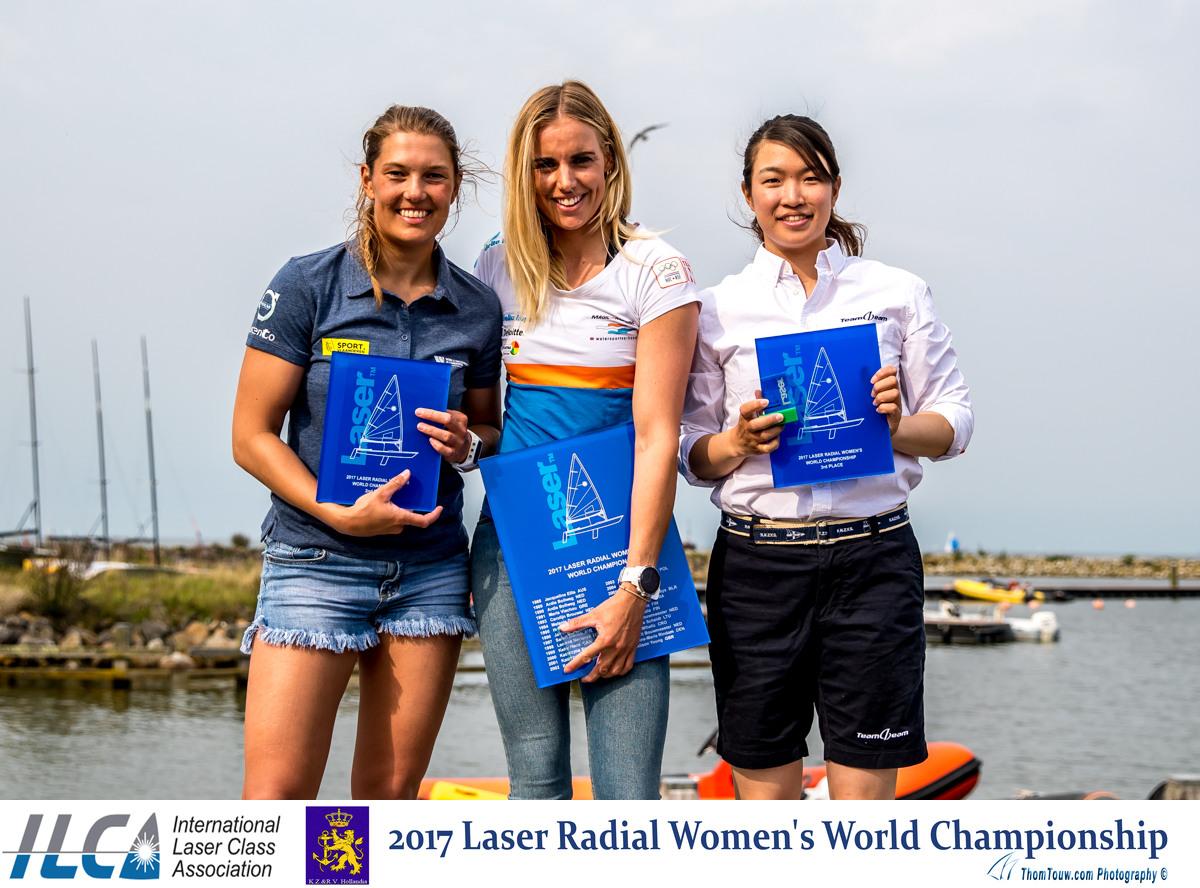 2017 World Championship Laser Radial, Medemblik 06 0226