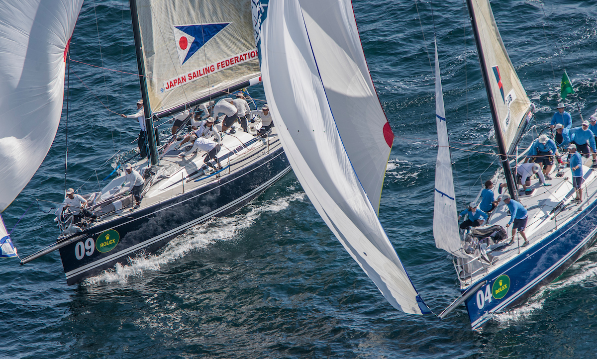 2017 ROLEX NYYC INVITATIONAL CUP
