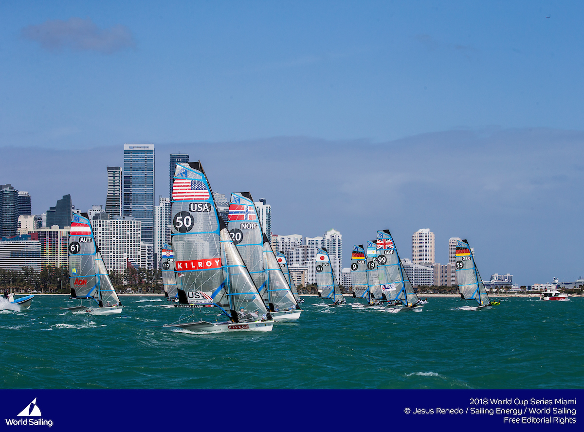 2018 WORLD CUP SERIES MIAMI