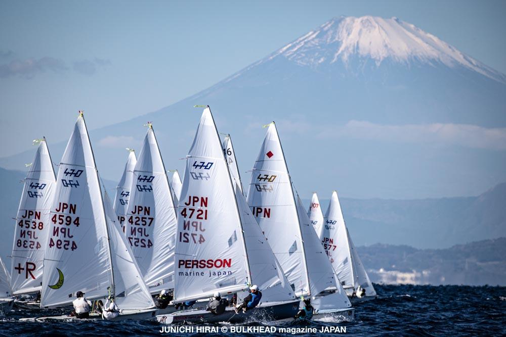 2020年全日本470選手権は11月相模湾で開催