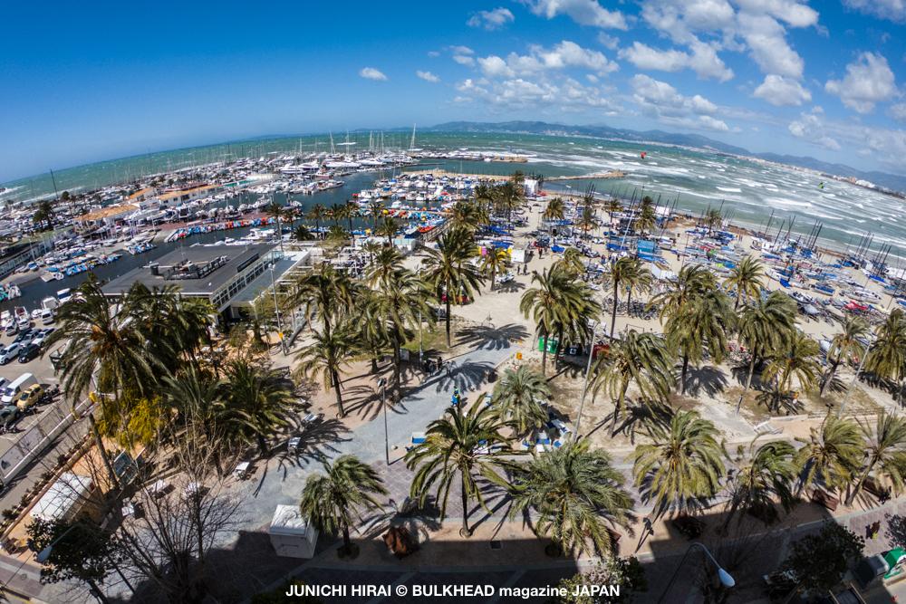 世界選手権は10月マヨルカ島で開催。470国際大会日程発表