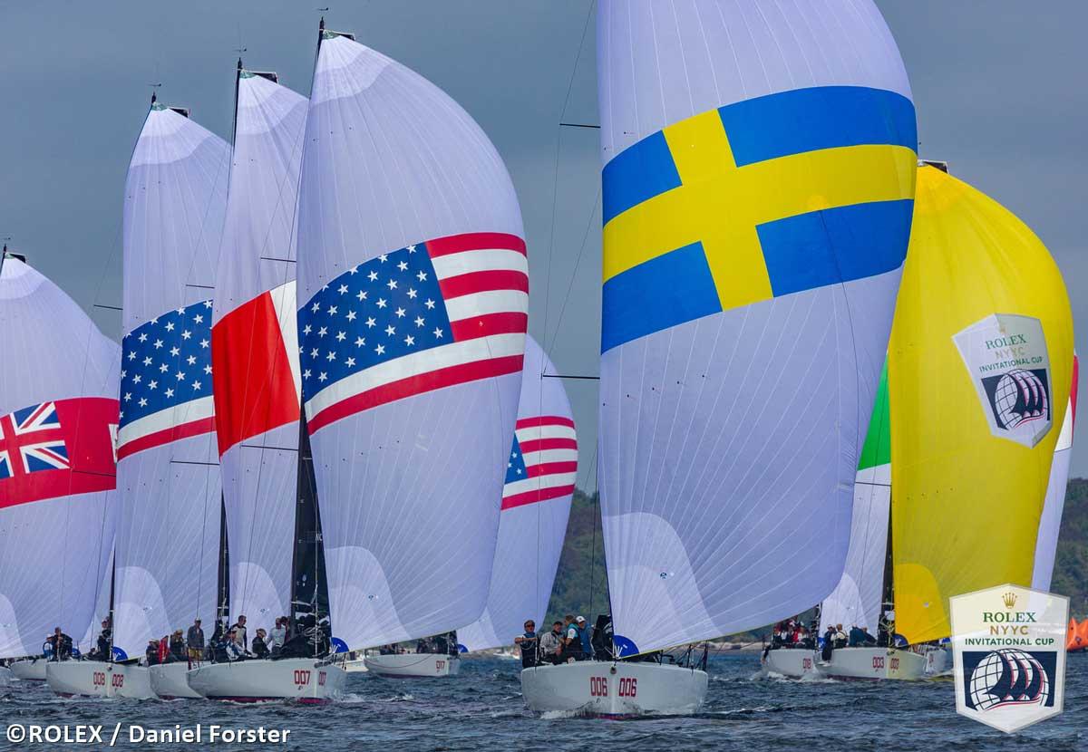 ヨットクラブ対抗、NYYCインビテーショナルカップ開催